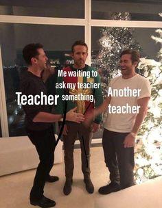 Funny School Memes, Crazy Funny Memes, School Humor, Really Funny Memes, Stupid Funny Memes, Funny Tweets, Funny Relatable Memes, Haha Funny, Funny Stuff