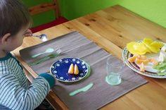 Tischset DIY | Emil und Mathilda | Bloglovin'