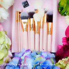 flower power 🌸 . . . #MirageAustralia #MirageAustraliaBeauty #BeautyArtLife #beauty #art #life #photography #productphotography… Beauty Sponge, Art Life, Beauty Art, Life Photography, Makeup Brushes, Flower Power, Product Launch, Brushes