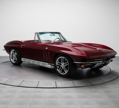 Lust-worthy 1965 Chevy Corvette Sting Ray. Only one day to go....buy it today on @eBay #classicbeauty #spon
