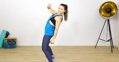 Hip-Hop-Workout: Fitness Hip-Hop Mix für Bauch