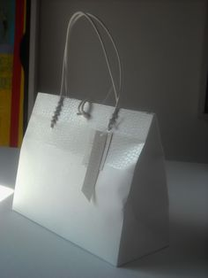 This is a Really LUXURY shopping Bag. GIO'GATTO Design