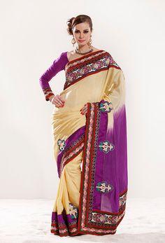 Yellow-Silk- Saree  #SilkSaree #IndianFashion #Bollywood #Saree