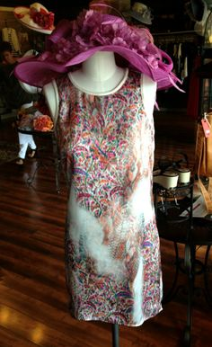 Stacey Rhodes clearly buys with Steeplechase shoppers in mind. Hope to see this outfit on race day; as featured in Style Blueprint What to Wear: Steeplechase 2014!