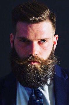 beards carefully curated — Federico