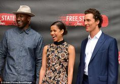 Based on true story: The actor is currently promoting his new film Free State Of Jones. He...