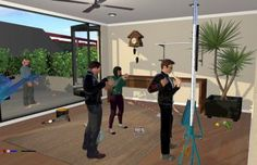New High Fidelity Partnership Makes it Easier to Host Your Own Virtual World