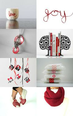 just red by Bartek on Etsy--Pinned with TreasuryPin.com