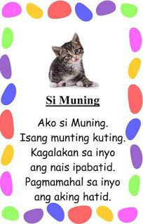 Tagalog reading passages for your kids. These passages can help them improve decoding, reading speed and comprehension skills. Passages i. Reading Comprehension Grade 1, 1st Grade Reading Worksheets, Grade 1 Reading, Kindergarten Reading Activities, Free Kindergarten Worksheets, Reading Passages, Kindergarten Teachers, Funny Happy Birthday Images, Tagalog