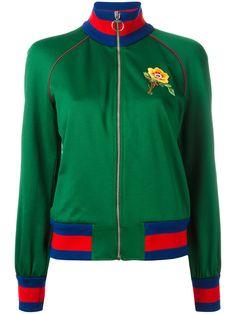 chaqueta adidas verde mujer