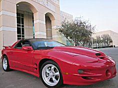 2002 Pontiac Firebird Trans Am WS6 TTop fully loaded