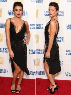 Lea Michele - Love the dress!