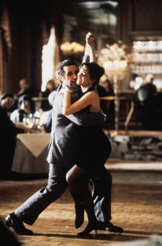 """Scent of a Woman"" (1992) Al Pacino"
