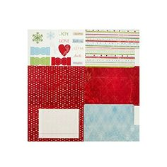 Kole Imports CG641 Christmas FoldOut DieCut Album Kit >>> Check out this great product.
