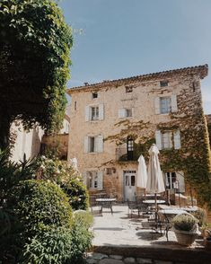 South of France: Provence — Dreams + Jeans South of France: Provence — Dreams + Jeans Hotel Crillon, Oh The Places You'll Go, Places To Travel, Les Continents, European Summer, European House, Destinations, Belle Villa, Provence France