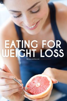 Make your weight loss resolutions come true by eating these eight nutritious foods.