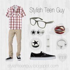 """Stylish Teen Guy #5"" by stylish-teen-guy on Polyvore"