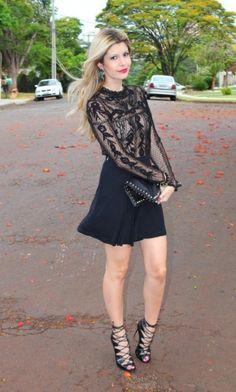 Blouse- Zara  Shoes- Luiza Barcelos