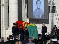Eusébio já repousa no Panteão Nacional