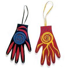 khamsa hand craft