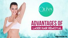 Frustrated with the time and money spent on unwanted hair removal? Time to get rid of unwanted hair forever from here, there and everywhere with permanent #laserhairremoval @OlivaClinic.