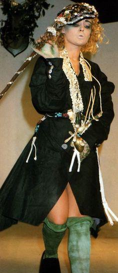 John Galliano 1985 Quirky Fashion c66e94f818