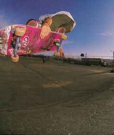 Matt Hensley...I remember when this was in the mags... #skateboarding