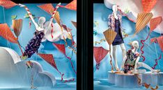 playful window - Visual Citi Window Displays Image
