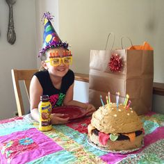 """We told her """"no birthday gifts"""" and then locked her in a room, literally *We'd love to do an Escape Room adventure with the family. Bookmarking this birthday idea!"""