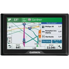 Garmin Drive 60LMT 6 GPS Navigator With Free Lifetime Maps