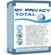 Special 65% Discount for My Privacy Total - Top  Discount Voucher Here are the top  discount vouchers.  Here is the coupon code http://freesoftwarediscounts.com/shop/my-privacy-total-discount/