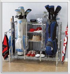 Etonnant Golf Club Storage   Google Search
