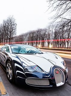 This is so pretty it causes me pain, right there, ahahaha, no but really... Bugatti Veyron LOr Blanc --> Manifest your goals FAST, CLICK ON THE PIC