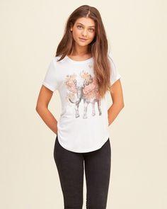 Hollister, R$ 14,40 Hollister, V Neck, Tops, Women, Fashion, Blouses, Moda, Fashion Styles, Fashion Illustrations