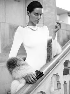 Fashiontography: Iris Strubegger by Phil Poynter | Morning Star