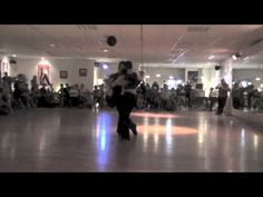 Eugenia Usandivaras y Leo Calvelli_TangoTango_20130406 - YouTube
