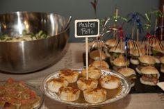 #PastelPollo #MiniHamburguesas #catering #cumpleaños