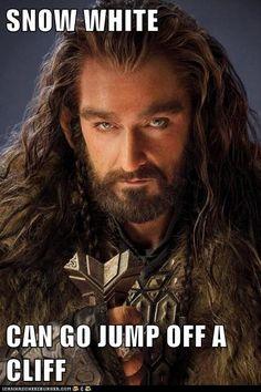 You Call Those Dwarves?
