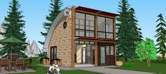 1000 images about prefab sips houses on pinterest for Sips cabin