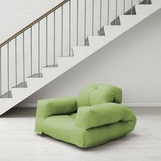 Jaxx Rhino // Lime Sofa Chair ($219)