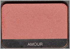Soft Autumn hues: Amour blush by NARS