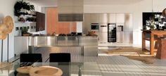 Trendy kitchen - cool picture