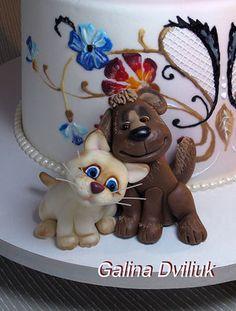 торти від пані Галини - Весільні торти