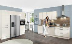 Einbauküche Nobilia Lux   - Boden -