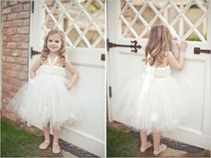 tutu dress with ballet shoes- LOVE!