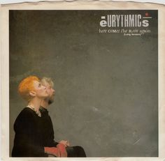 "Eurythmics 45 rpm ""Here Comes The Rain Again"""