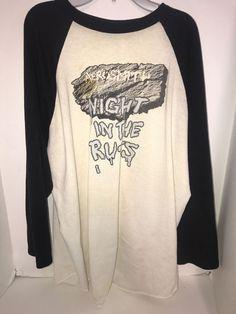 Men's Clothing Mens Retro Navy Blue Neil Diamond World Tour 1999 Zip Sweatshirt Jumper Xl Mens