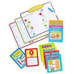 6a4752bb9db Early Learning Activity Set - Hollar