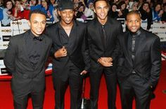 Aston Merrygold, Marvin Humes, Oritse Williams and JB Gill make up the phenomenally successful four piece boy band who came second to Alexandra Burke on The X Factor, In 2013 they announced they were splitting to pursue solo careers. Oritse Williams, Aston Merrygold, Marvin Humes, Alexandra Burke, Mirrors Online, My Cousin, Change My Life, Cousins, Gossip