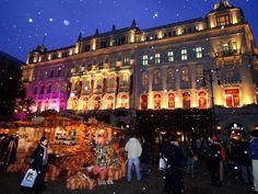 Budapest Christmas Market 2012 ('Europe's Best Christmas fair') 18th of November – 30th of December 2012